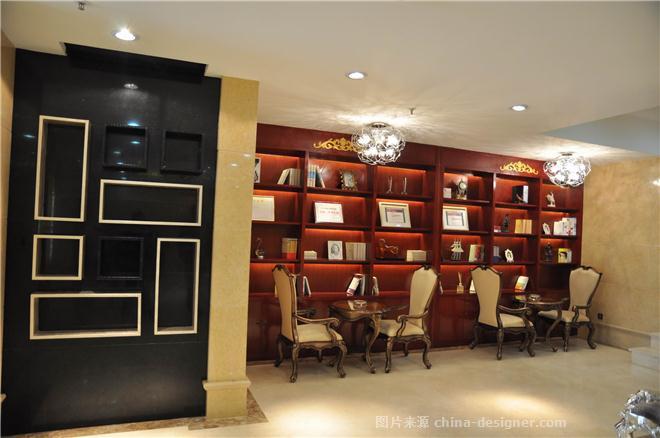 福麟御景良城售楼部-田雪飞的设计师家园-其他售楼处