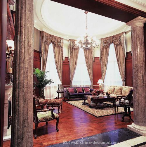 《筑木空间#欧式#嘉善》-设计师:上海筑木空间设计