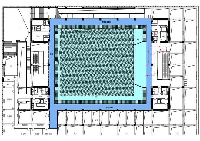 贵阳城乡规划展览馆-周新华的设计师家园-博物馆                                                                                              ,科技智能,简约大气,棕色,黄色,红色,黑色,灰色,白色,现代简约,后现代主义,
