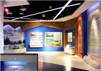 设计师家园-崇礼冰雪博物馆装饰布展工程
