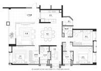 设计师家园-中山市雍泉度假山庄北区示范单位A