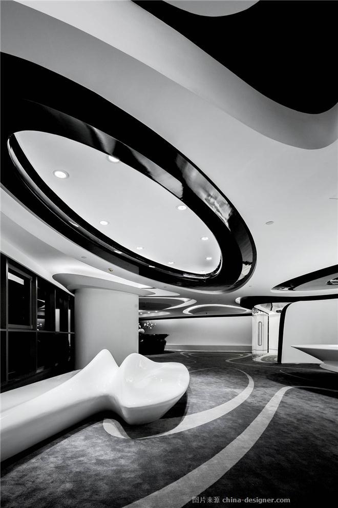上海凌空SOHO租赁样板间-Raymond Lau 雷蒙流的设计师家园-其他样板间