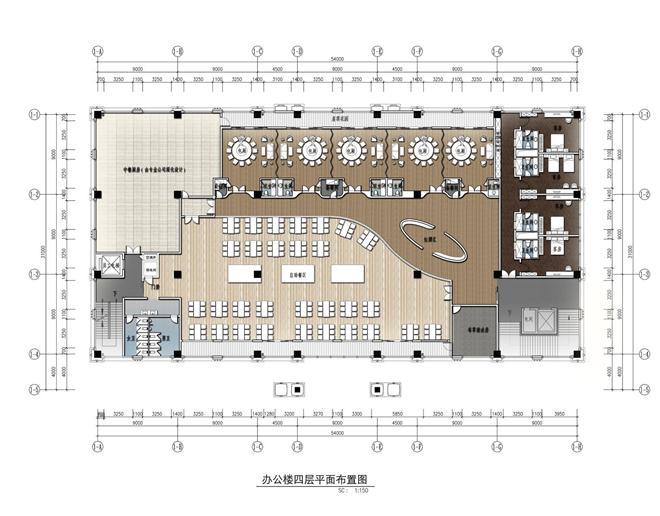 郑州金马凯旋家居cbd销售中心-卢涛的设计师家园-住宅公寓售楼处图片
