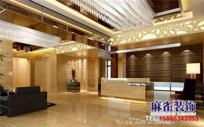 宾馆装修设计哈尔滨麻雀装饰公司最专业-哈尔滨办公室装修公司 麻雀