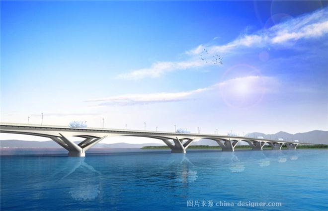桥梁施工动画制作公司-上海典尚设计效果图公司的设计师家园-桥梁施工