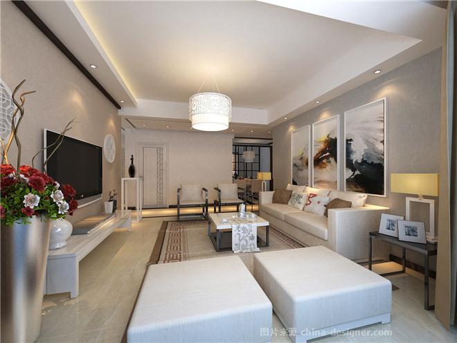 新中式家庭住宅设计-代婷婷的设计师家园:::代婷婷的