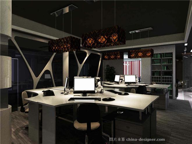 创意办公空间设计-涵的设计师家园:::涵的设计师家园