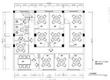 咖啡书店吧-李家卉的设计师家园-中餐厅/中餐馆图片