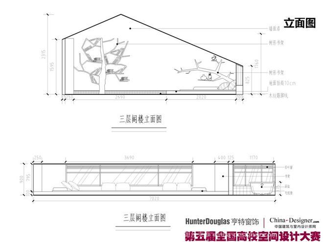厨房立面图手绘中式