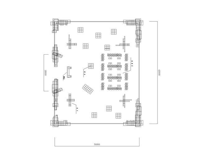 乐高积木玩具展示空间设计-李逢春的设计师家园-展览空间