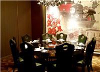 设计师家园-杨玉龙设计作品-鼎库火锅餐厅