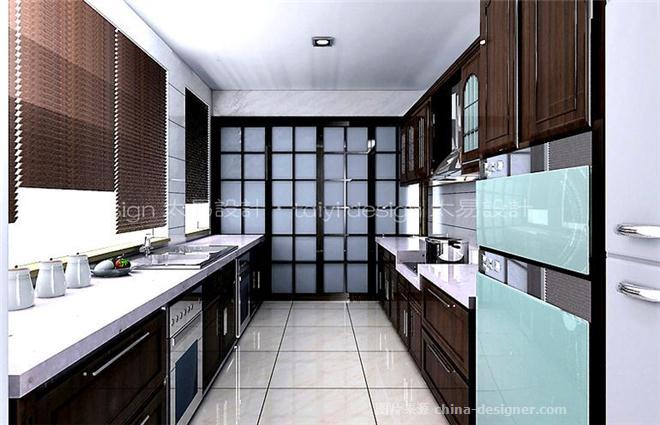 观前庭院-别墅-280平米-装修设计-伍小飞的设计师家园-空中别墅,叠拼