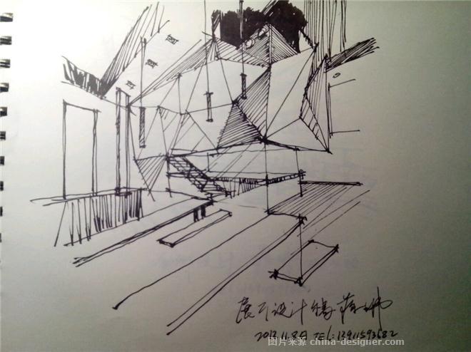 我的手绘图-北京蒋生伟室内设计有限公司的设计师
