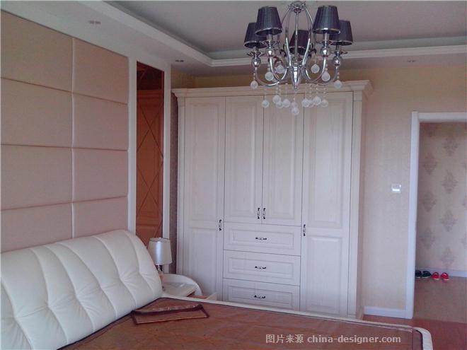 现代简欧-郭栋的设计师家园-现代欧式,衣帽间,厨房,书房,儿童房,卧室
