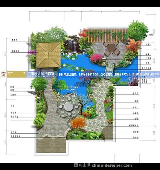 专做生态农庄效果图设计,农庄规划设计-自由设计师的设计师家园-生态