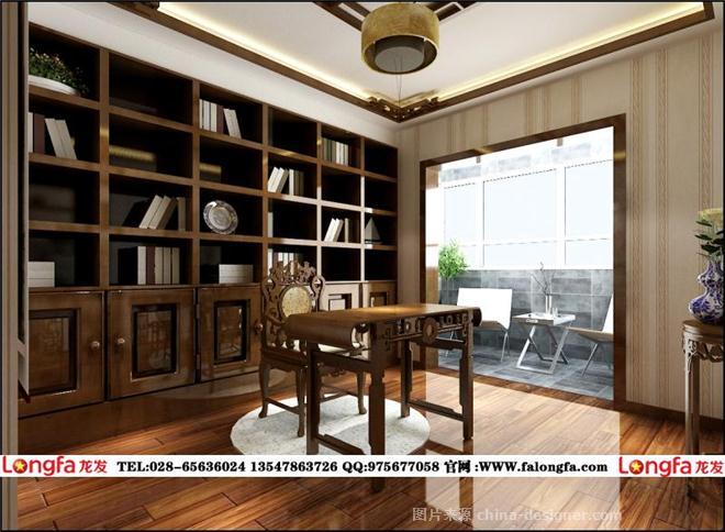 远大林语城装修图片-成都龙发装饰的设计师家园-新中式,休闲区,卧室图片