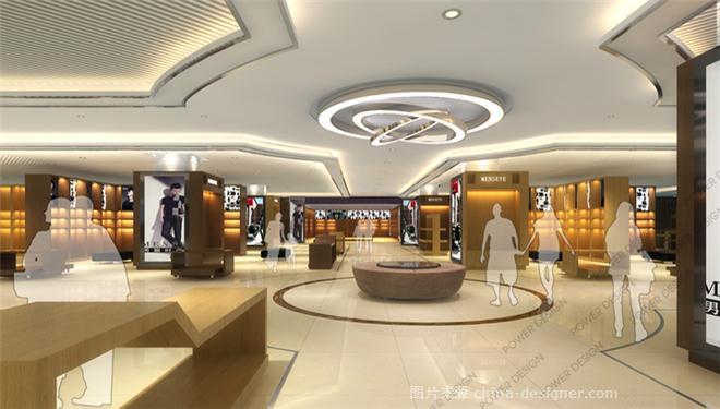 上海派沃建筑装饰设计工程有限公司的设计师家园-商场/百货大楼/卖场
