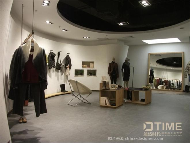 例外(太原王府井店)-通感时代装饰设计工程有限公司