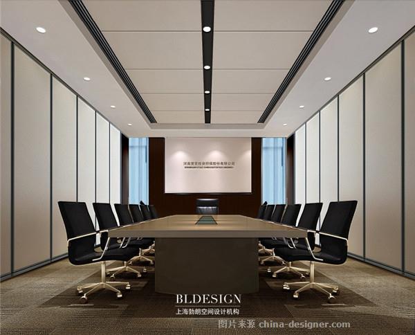 政府會議室背景墻設計圖紙