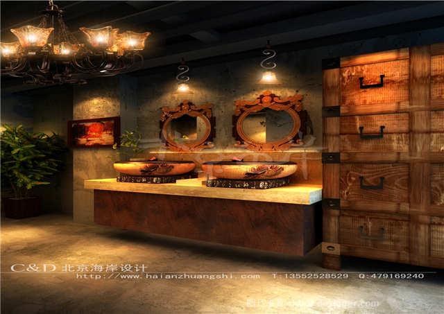 咖啡厅设计-舟山逸美-郭准的设计师家园:::北京海岸