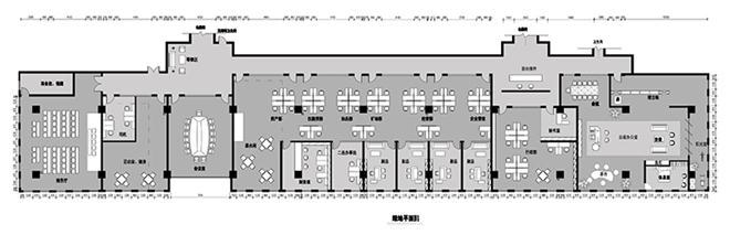 宝塔集团--内蒙古分公司办公空间-韩海燕的设计师家园-现代简约,办公
