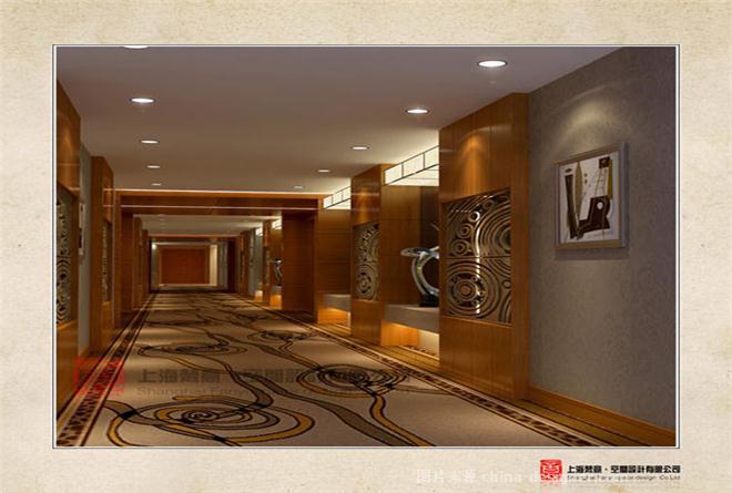 信阳久实商务酒店装修设计案例 -信阳久实商务酒店装修 上海梵意设计