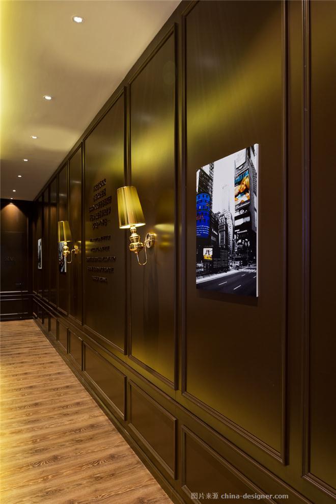 美凯龙展厅-侯胤杰的设计师家园-现代欧式
