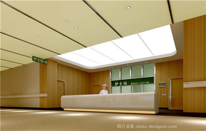 河南郸城人民医院病房综合楼整体装修设计-郑州大铭