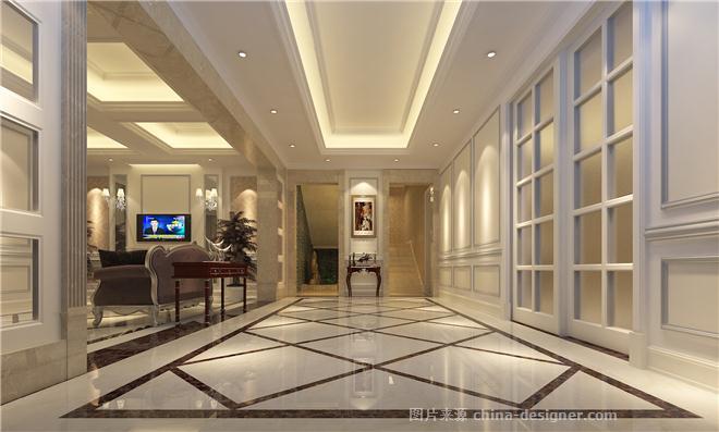 2000平米欧式新古典主义别墅