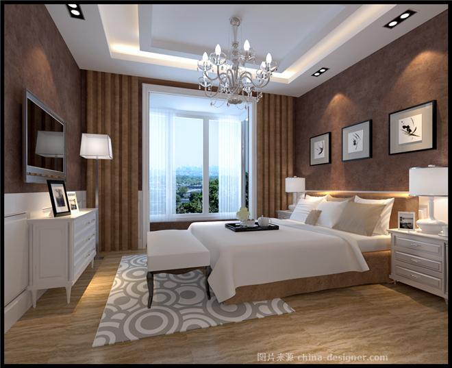 简欧设计-丁保民的设计师家园-现代欧式