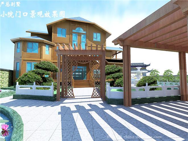 师宗严总木质别墅-邢海彦的设计师家园-独栋别墅