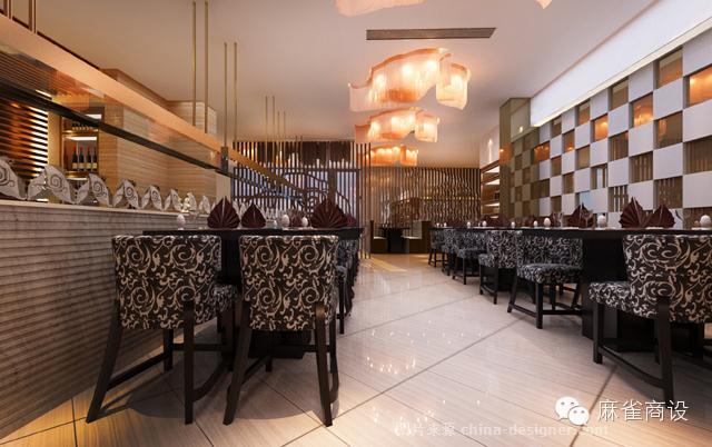 巴黎店)哈尔滨饭店装修设计-哈尔滨办公室装修公司麻雀装饰公司咨询