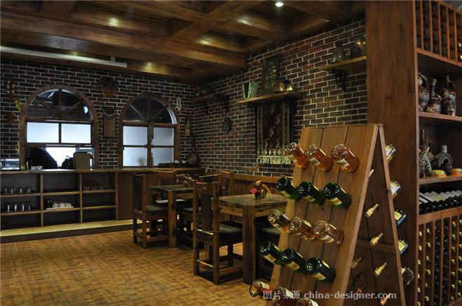 格魯吉亞紅酒會所及紅酒館-康擁軍的設計師家園-紅酒