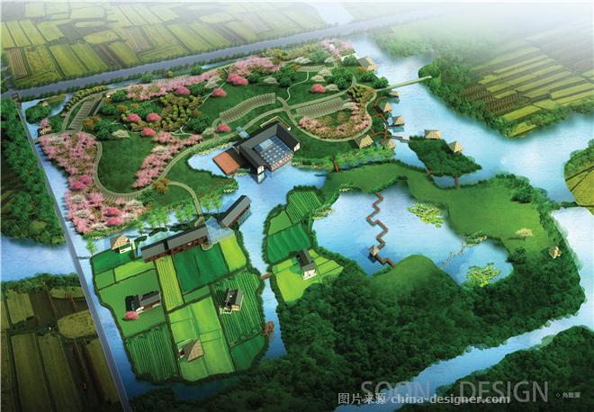 西塘-碧瓏灣生態農莊規劃-soon的設計師家園-釣魚俱樂部/釣魚館