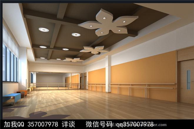 学校教室设计案例-室内设计师93的设计师家园:::室内图片