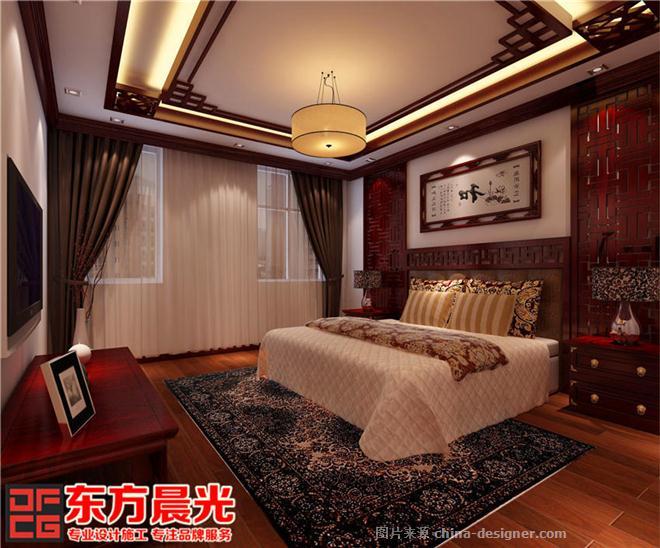 豪宅别墅装修设计|别墅装修|中式别墅设计-北京东方晨光装饰有限公司