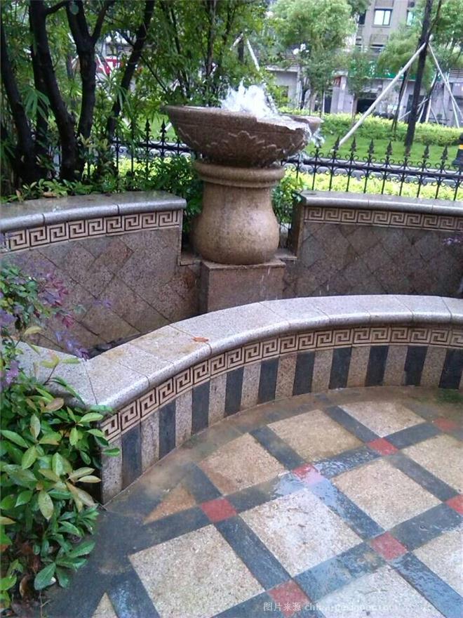 小欧式风格别墅私家花园设计-武汉克洛伊园林景观