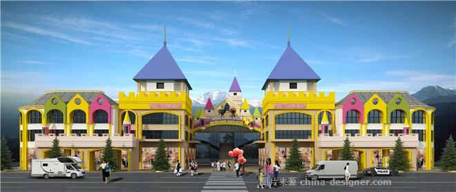 东至·宝贝智慧岛儿童职业体验馆-张晶的设计师家园-其他 ,工业化
