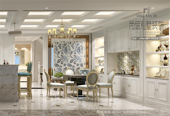 杭州分公司的设计师家园-北边欧干风,休闲区,卧室,餐厅,客厅,独栋佩墅图片