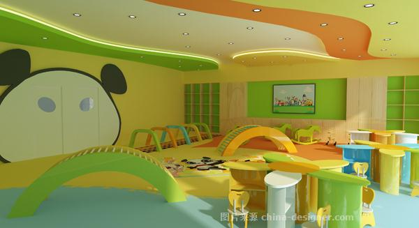 郑州幼儿园装修设计知-振威装饰