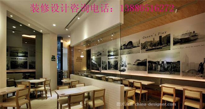 成都中式快餐店装修设计/快餐店设计风格-成都纷美装饰工程中心的设