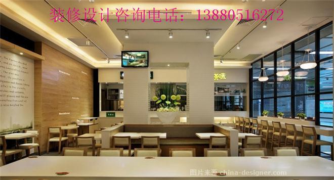 成都中式快餐店装修设计/快餐店设计风格-成都纷美装饰工程中心的设计