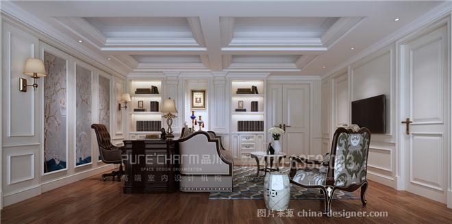 融林星海湾独栋别墅-欧式-福建品川装饰设计工程有限