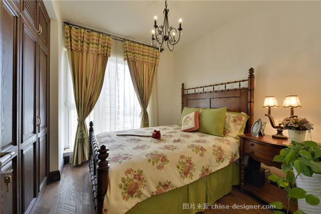 艳阳下的庄园 -王红的设计师家园-田园风格,地中海风格