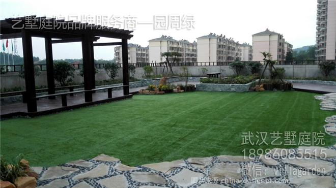 屋顶露台之精品案例-武汉园周绿景观设计有限公司的
