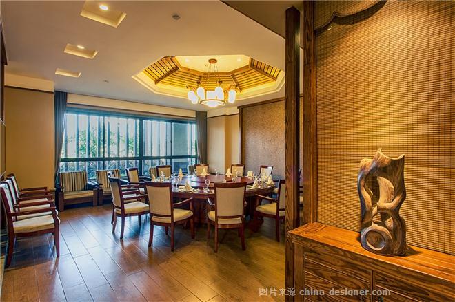海岛雨林海鲜坊-张根良的设计师家园-中餐厅/中餐馆