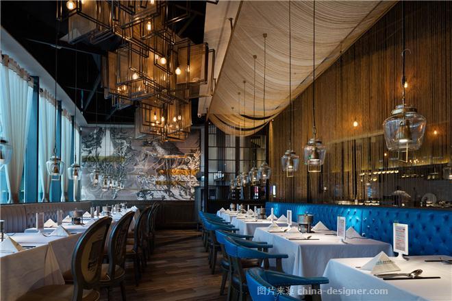 多伦多海鲜自助餐厅(-孙黎明的设计