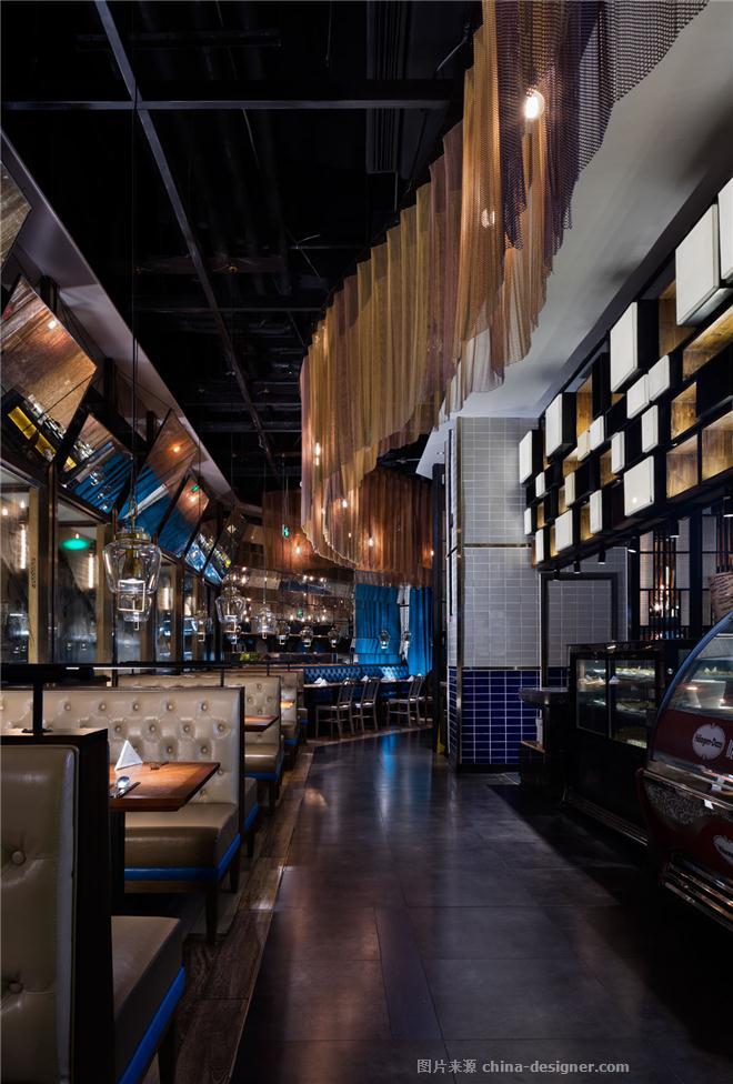 多伦多海鲜自助餐厅(万象城店)-孙黎明的设计师家园-自助餐厅