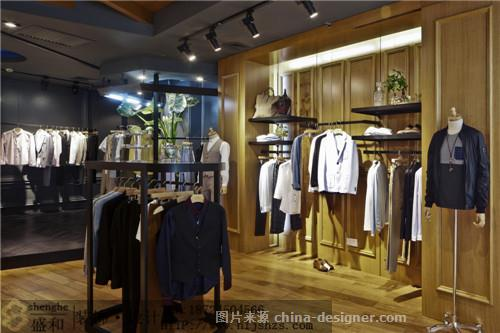 女装服装店装修设计图展示