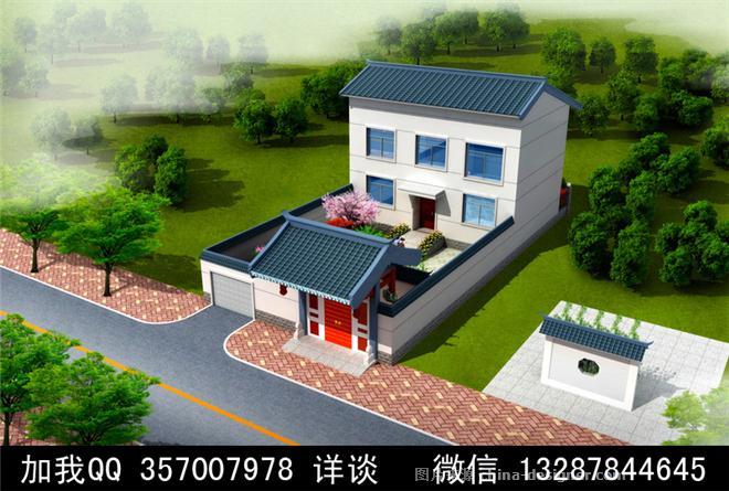 设计师93的设计师家园-新农村 农家乐 农家小楼 农家别墅 农家小院